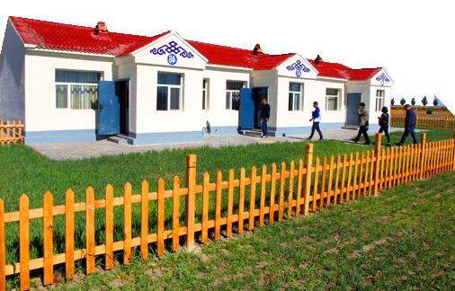 亮丽内蒙古 美丽乡村行 2016全国网络媒体内蒙古行